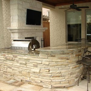 Residential Exterior $100,000 and Over – Dallas Renovation Group