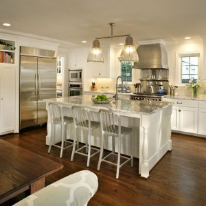 Residential Kitchen Over $120,000 – CB Construction