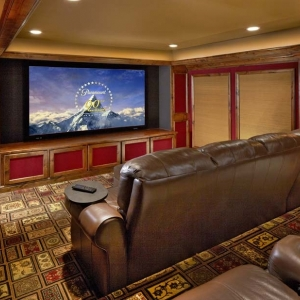 Home Theater and Media Room $150,000 and over – Capital Improvements/DeVance AV Design – Team Entry