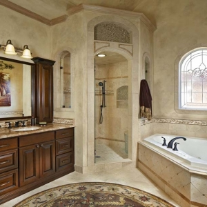 Residential Bath over $60,000 – Euro Design/Build/Remodel