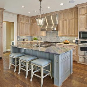 Residential Kitchen over $120,000 - CB Construction Company