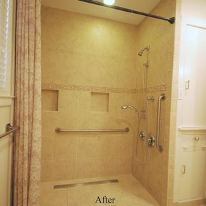 Residential Bath under $30,000 - R.H Residential Renovations