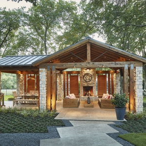 Landscape Design/Outdoor Living $60,000 and over – Capital Renovations Group
